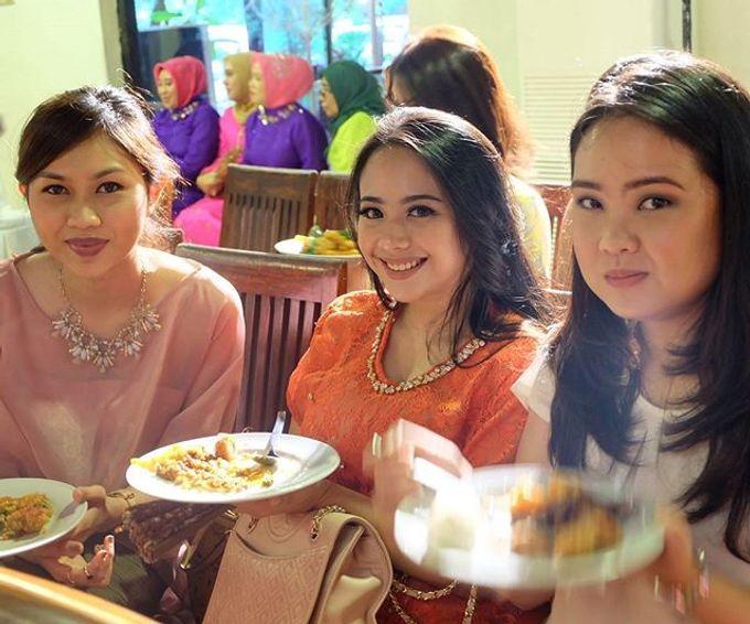Syahnaz & Yudha engagement by Chandira Wedding Organizer - 001