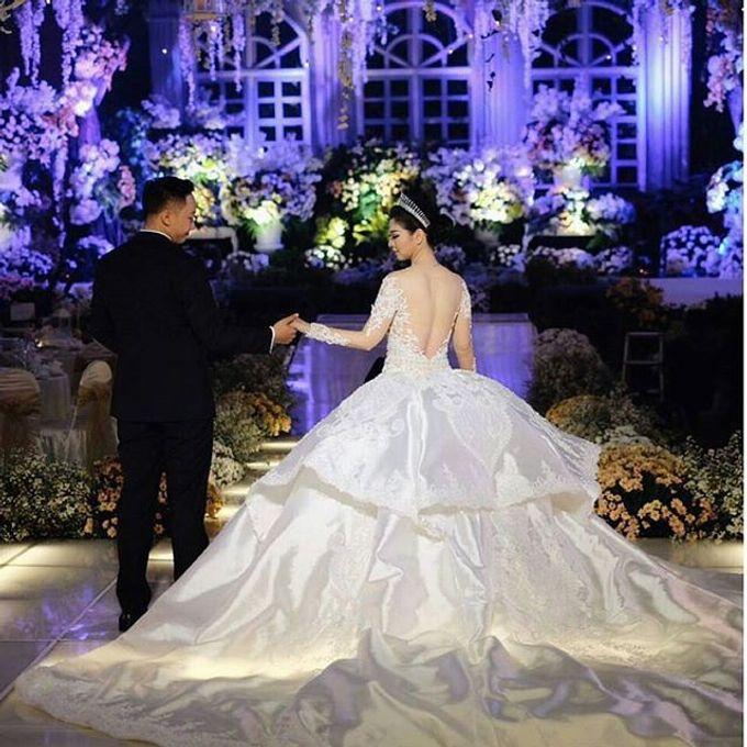 RAYMOND & FUNGNIE WEDDING DAY by Tinara Brides - 008