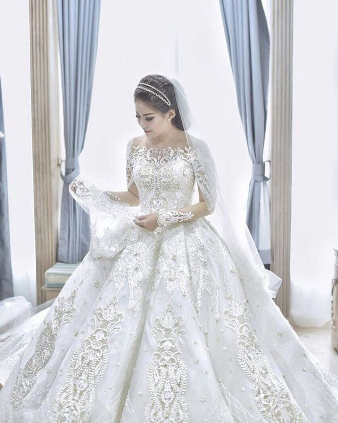 Fairytale Bride Dress