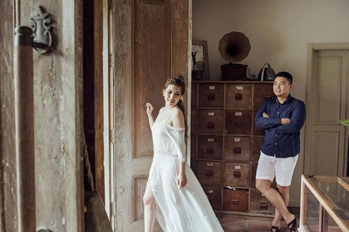 Robert ➕ Dewi by Niken Xu Makeup Artist - 002