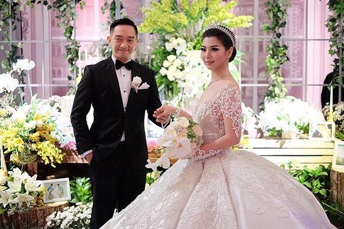 RAYMOND & FUNGNIE WEDDING DAY by Tinara Brides - 004