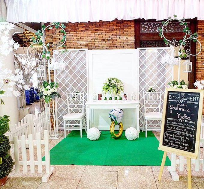 Syahnaz & Yudha engagement by Chandira Wedding Organizer - 018