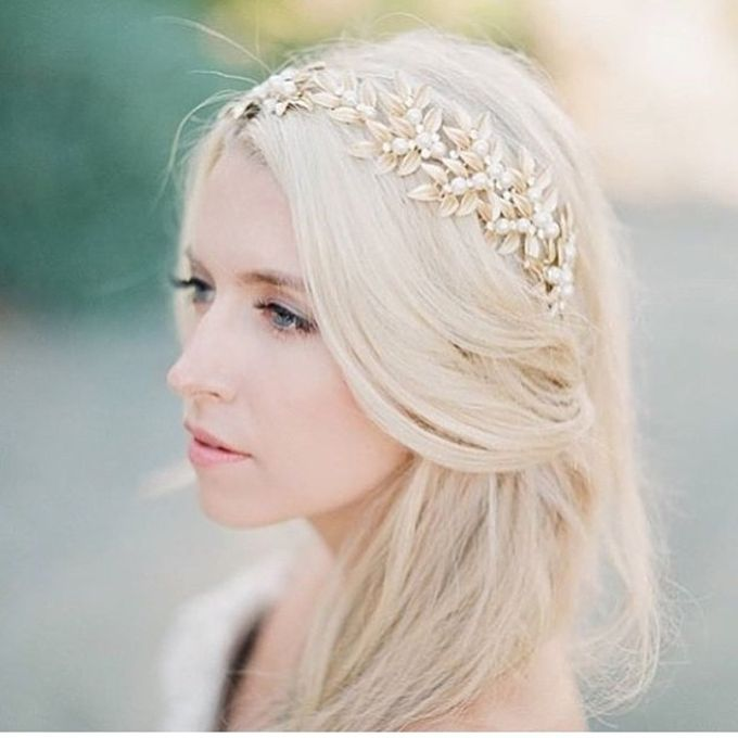 Regal Bridal Crowns and Tiaras and Headpieces by Eden Luxe Bridal - 022