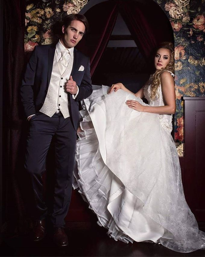 Destination wedding in Europe by Stephen G Smith Photography - 011