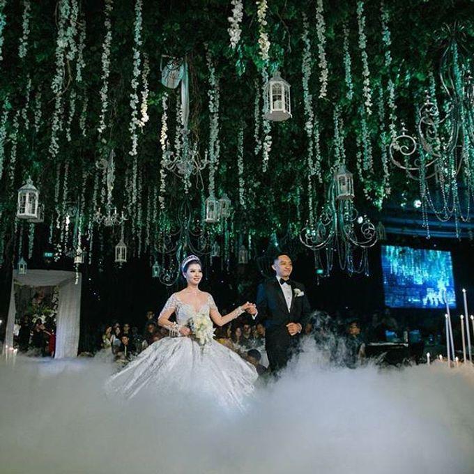 RAYMOND & FUNGNIE WEDDING DAY by Tinara Brides - 009