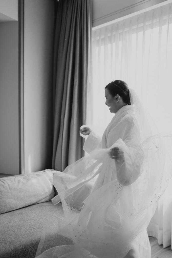 Ega & Stephani by Shangri-La Hotel, Surabaya - 004