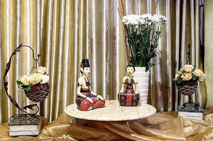 Syahnaz & Yudha engagement by Chandira Wedding Organizer - 006