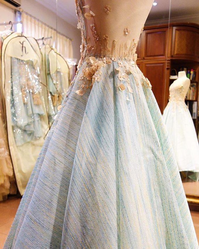 Sister Dresses of Lisa&Lukas Wedding  by FANNY KARTIKA - 002