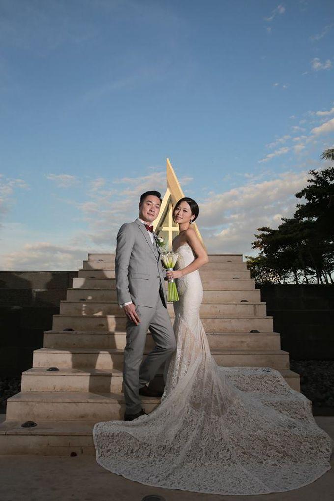 Wedding of Karen Lee and Kevin Li by Conrad Bali - 002