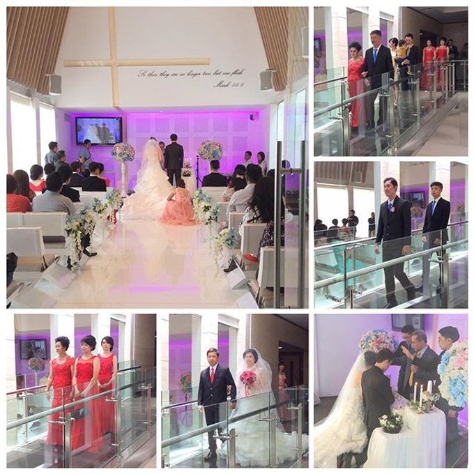 Wedding Hendri & Linda 21 Oktober 2016 by Dream High Music Entertainment - 002
