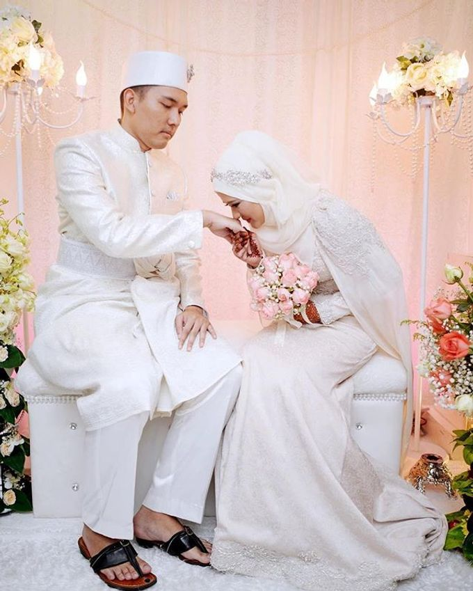 Akmal + Fathia by Azee Photographyical - 029