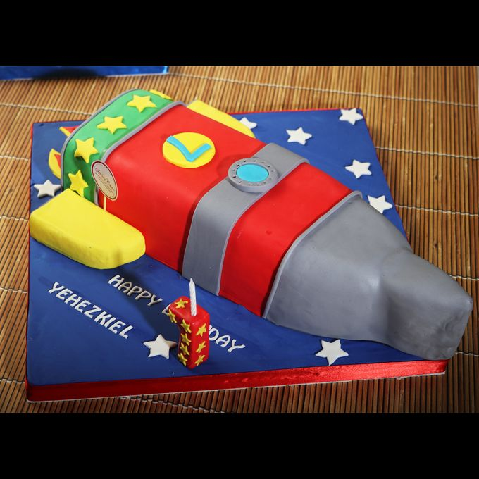 Birthday Cake Part 2 by Libra Cake - 044