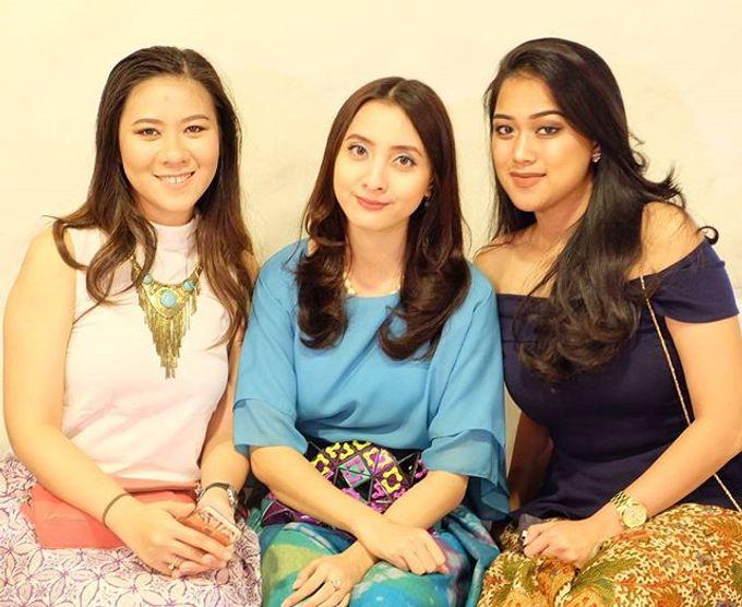 Syahnaz & Yudha engagement by Chandira Wedding Organizer - 007