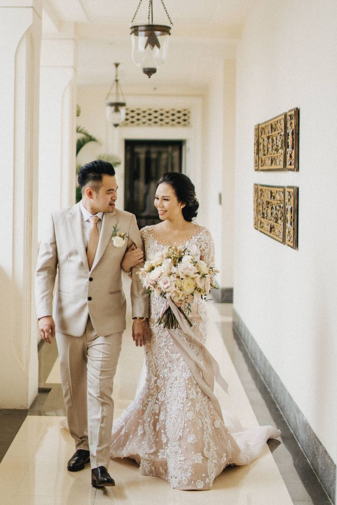 Hendry & Cindy Wedding by Love Bali Weddings - 014