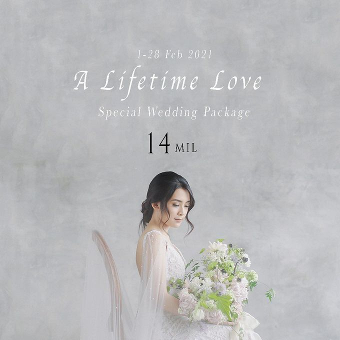 SPECIAL WEDDING PACKAGE - WORTH 14MIL by Florencia Augustine - 001