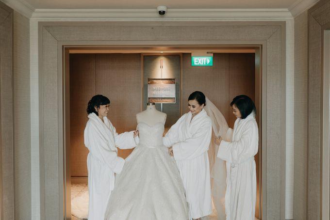 Ega & Stephani by Shangri-La Hotel, Surabaya - 007
