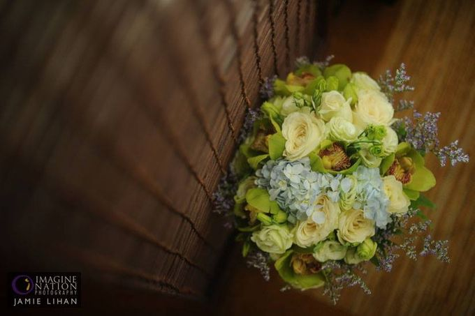 Bridal Bouquets by Natural Art Flowers and Decors - 002