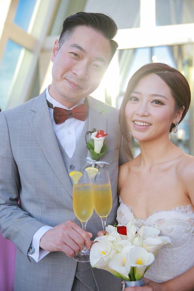 Wedding of Karen Lee and Kevin Li by Conrad Bali - 003