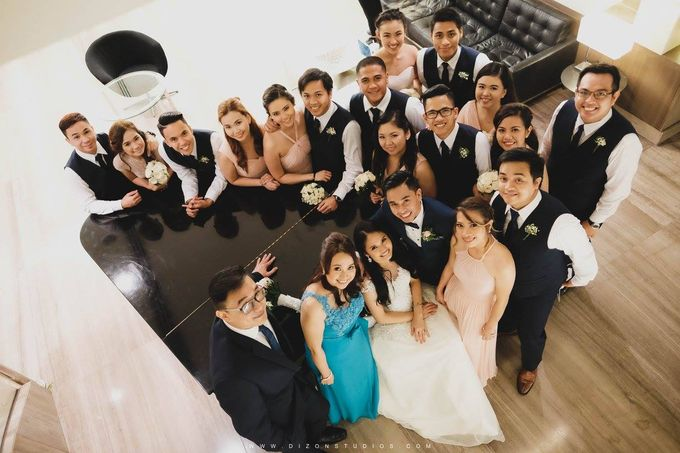 Intramuros Wedding by Jaymie Ann Events Planning and Coordination - 009