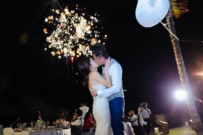 Wedding of Karen Lee and Kevin Li by Conrad Bali - 004