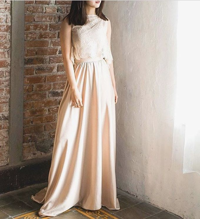 Bridesmaid from different brides  by Braids+ co - 002