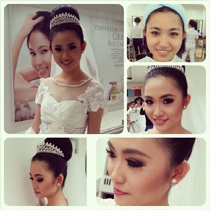 International Bridal Exam by makeupbypaupau - 002