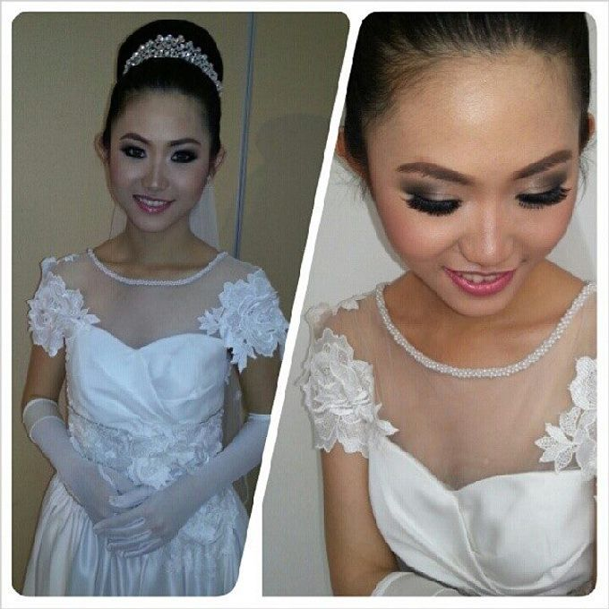 International Bridal Exam by makeupbypaupau - 003