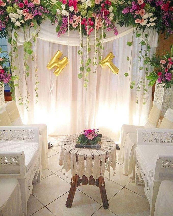 Nabila thoriq Lamaran by Chandira Wedding Organizer - 008