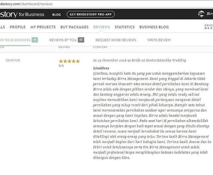 Testimoni Client by Birra Management - 007