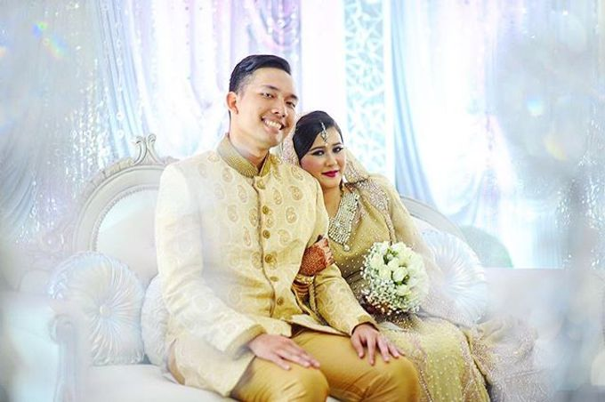 Akmal + Fathia by Azee Photographyical - 011