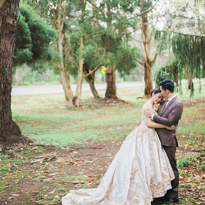 YOZAL & STEFHANI WEDDING DAY by Tinara Brides - 006
