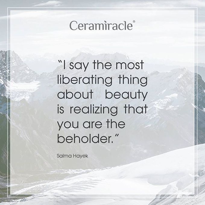Beauty you are the beholder by Ceramiracle, Inc - 001