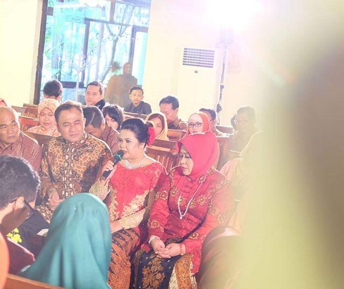 Syahnaz & Yudha engagement by Chandira Wedding Organizer - 008