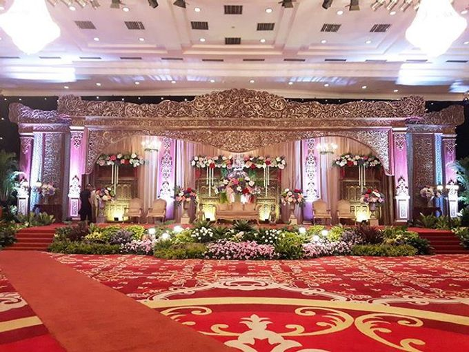Dini rizky by Chandira Wedding Organizer - 002
