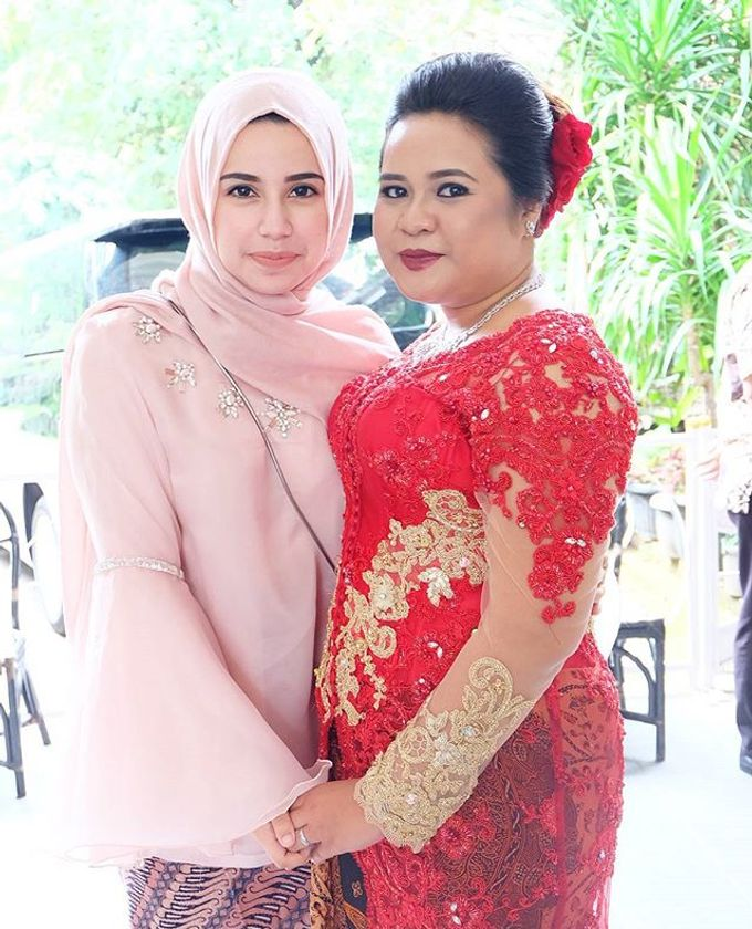 Syahnaz & Yudha engagement by Chandira Wedding Organizer - 033