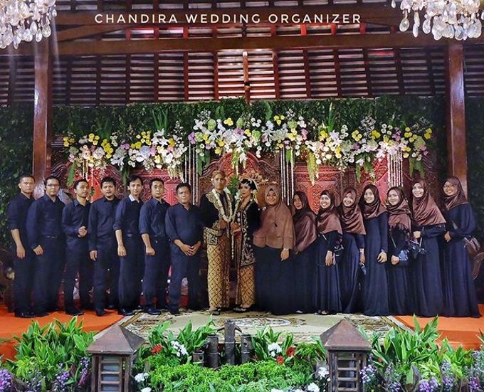 Galuh Reza CHANDIRA WEDDING PACKAGE by Chandira Wedding Organizer - 006
