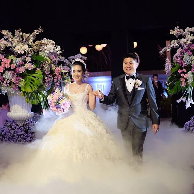 CATUR & MELLISA WEDDING DAY by Tinara Brides - 010
