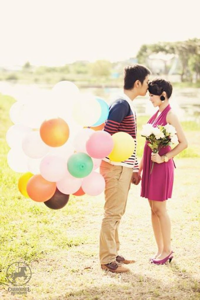 Gilang & Nabila by Carrousel Photography - 001