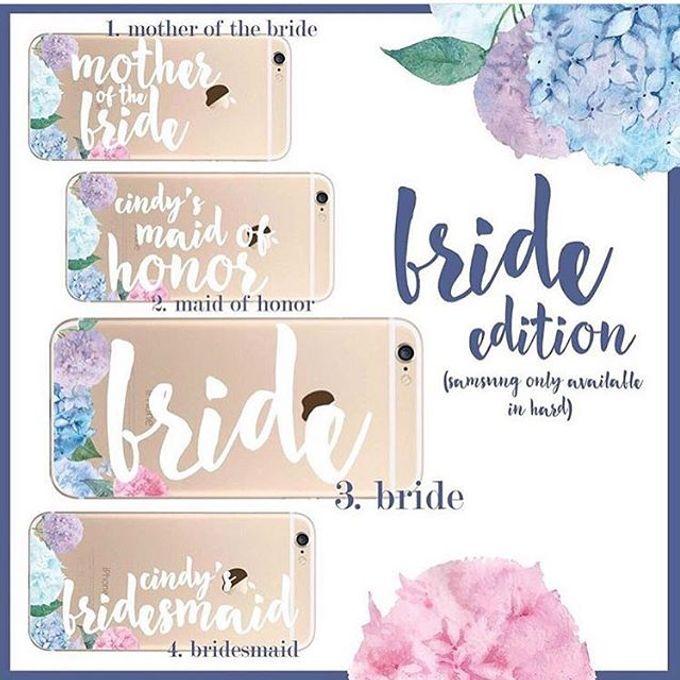 Custom Phone Case Gift by dydx Bride - 003