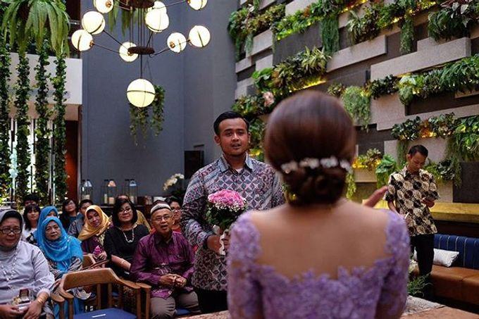 Monik Indra Engagement by Chandira Wedding Organizer - 002