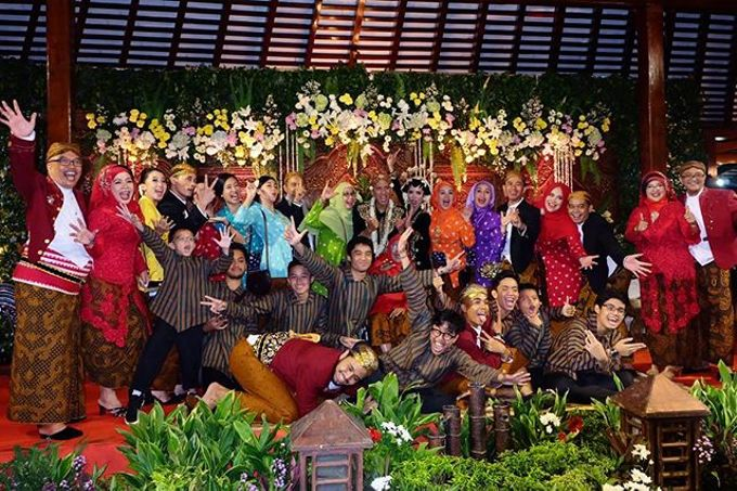 Galuh Reza CHANDIRA WEDDING PACKAGE by Chandira Wedding Organizer - 017