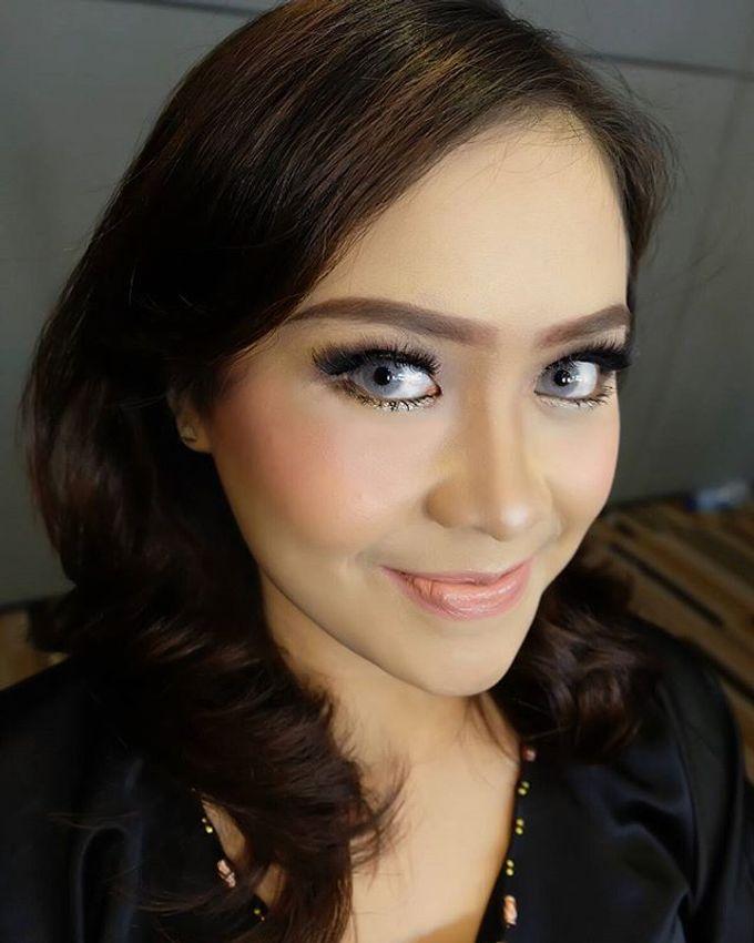 Ayu Wedding by Make Up by Lala - 003