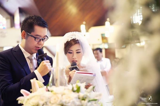 Vincent & Erika Wedding Day - Photo by Surya by PPF Photography & Videography - 029
