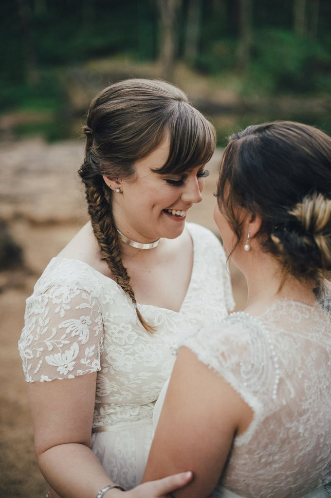 Alyssa and Teela Wedding by iZO Photography - 037