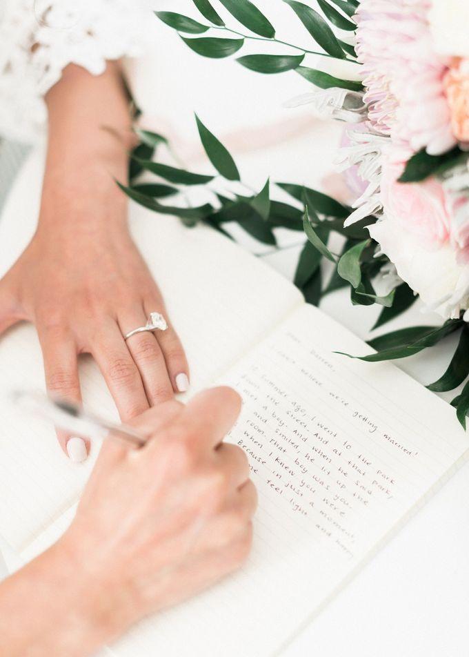 Dusty Pink Dream Wedding in Santorini by Stella & Moscha Weddings - 007