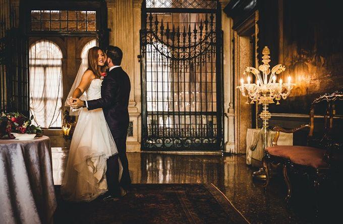 Luxury wedding in Venice by CB Photographer Venice - 031