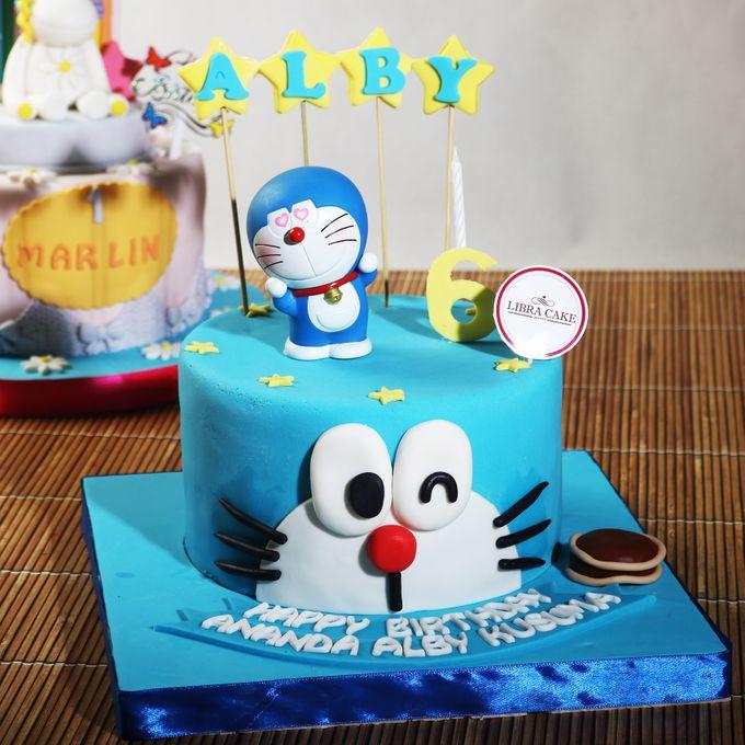 Birthday Cake Part 2 by Libra Cake - 045