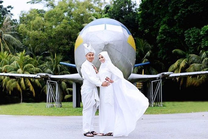 Rabbani + Siti Zoharah by Azee Photographyical - 002