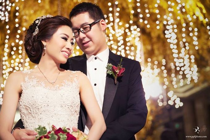 Vincent & Erika Wedding Day - Photo by Surya by PPF Photography & Videography - 046