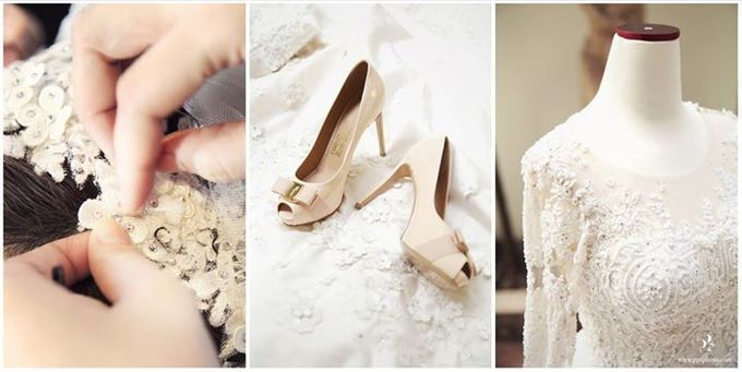 Vincent & Erika Wedding Day - Photo by Surya by PPF Photography & Videography - 001